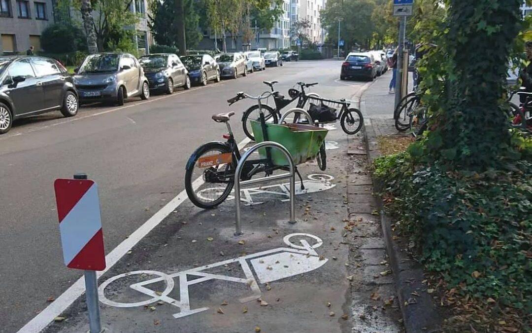 Plads til ladcyklen i København